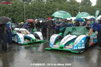 2009 Team Pescarolo Sport
